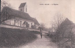 ALLE L'Eglise (1912) - JU Jura