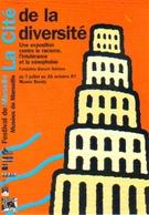 """Carte Postale """"Cart'Com"""" - Série Expos, Salons, Musées - La Cité De La Diversité - Festival De Marseille - Expositions"""
