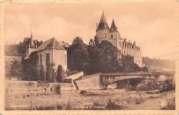 DURBUY - L'Ourthe Et Le Château - Durbuy
