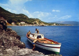 Scario - Salerno - Costiera Della Tragara - Formato Grande Viaggiata – E 9 - Salerno