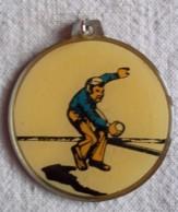 Médaille Sport PETANQUE Boules Petanqueur - Non Classés