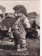 MECKI. MEIN HERZ HAT HEIMWEH! AUGUST GUNKEL, ECHT FOTO. CIRCULEE 1958 STUTTGART GERMANY A ARGENTINE -BLEUP - Mecki