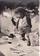 MECKI.MUNDLICH GING ES  BESSER. AUGUST GUNKEL, ECHT FOTO. CIRCULEE 1958 CALW GERMANY A ARGENTINE -BLEUP - Mecki