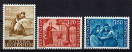 Liechtenstein 1960 // Mi. 395/397 ** (M.031..369) - Agriculture