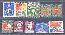 DENMARK  JULEN  1946+  (o)  CHRISTMAS  SEALS - Denmark