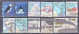 DENMARK  JULEN  1959 +  (o)  CHRISTMAS  SEALS - Denmark