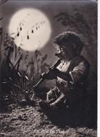 MECKI. EIN LIED FUR DICH. AUGUST GUNKEL, ECHT FOTO. CIRCULEE 1958 GERMANY A ARGENTINE STAMP A PAIR -BLEUP - Mecki