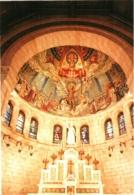 CPM 88 (Vosges) Domrémy-la-Pucelle - Basilique Du Bois-Chenu. Mosaïque Du Choeur. La Vocation De Jeanne D'Arc - Eglises Et Cathédrales