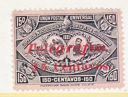 GUATEMALA  T 10   (o)  TELEGRAPH - Guatemala