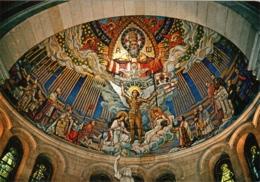 CPM 88 (Vosges) Domrémy-la-Pucelle - Basilique Du Bois-Chenu. Mosaïque Du Choeur, La Vocation De Jeanne D'Arc TBE - Personnages Historiques