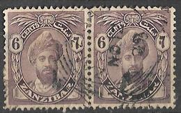 _8S-997:  6 Cents In Paar - Iles Salomon (...-1978)