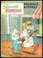 """SAMEDI JEUNESSE - N° 108 - Oct 1966 - """" Prudence PETITPAS Mène L'enquête """" De GREG Et MARECHAL. - Samedi Jeunesse"""
