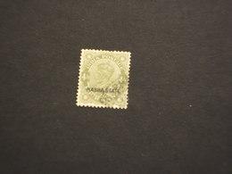 NABHA - 1928/37 RE 4 A.. - TIMBRATO/USED - Nabha
