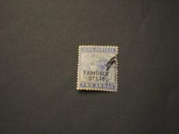 FARIDKOT - 1886/900 REGINA 2 A.- TIMBRATO/USED - Faridkot