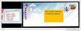 Canada, 2014, Lettre Du Père-noël, (VERSION FRANCAISE), Santa Claus Letter, Ski, Téléphérique, Cable Car, Mère-noël - 1953-.... Règne D'Elizabeth II