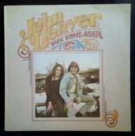 John Denver - Back Home Again LP Vinyl Record - South Africa Edition CPL1-0548-INT - Rock
