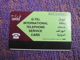 QTR4 Q-Tel ITS ,QR50,  Used - Qatar