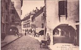 74 - Haute Savoie -  ANNECY  - Les Arcades De La Rue De L Isle - Annecy