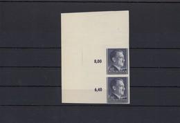 GG Generalgouvernement MiNr. 88U, **, Eckrand E1, überbreiter Rand - Occupation 1938-45