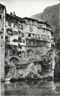 Pont-en-Royans - Vieilles Maisons Suspendues Au Dessus De La Bourne - Carte CAP N° 129 - Pont-en-Royans