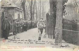 Athlétisme Cross Country: Ragueneau (S.A.M.) Gagne Le Cross National 1904, Collection J.C.G.D. (les Sports Athlétiques) - Athlétisme