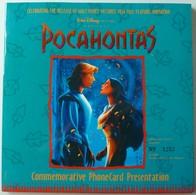 New Zealand - GPT - Walt Disney Pocahontas - Limited Edition 3000ex - Mint In Folder - New Zealand