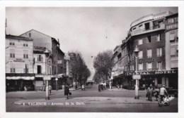 26 - Drome -  VALENCE -  Avenue De La Gare - Valence
