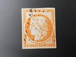 Cérès  N° 5  Avec Oblitération Losange, Cote: 500 € à 10% De La Cote  TB - 1849-1850 Cérès