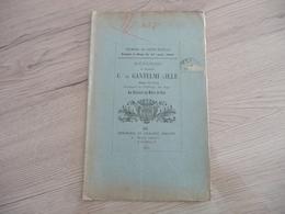 Occitan Félibres Mistral  Fèlibree De Sainte Estelle  à Pau 1901 Réponse Gantelmi D'Ille Au Maire De Pau Aix 1901 12p - Boeken, Tijdschriften, Stripverhalen