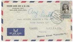 10294 - Pour La France - Costa Rica