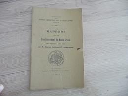 Occitan Félibres Mistral Rapport Sur Le Fonctionnement Du Musée Arbaud Aix 1924 Par M.Raimbault 18p - Livres, BD, Revues
