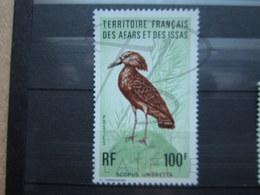 VEND BEAU TIMBRE DES AFARS ET ISSAS N° 413 , XX !!! - Afar- Und Issa-Territorium (1967-1977)