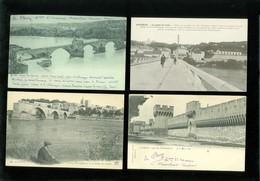 Lot De 40 Cartes Postales De France  Vaucluse  Avignon       Lot Van 40 Postkaarten Van Frankrijk ( 84 )  - 40 Scans - Postkaarten