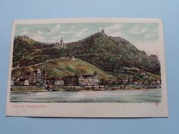 Gruss Aus Koenigswinter () Anno 1906 > Anvers ( See/voir Photo ) ! - Koenigswinter