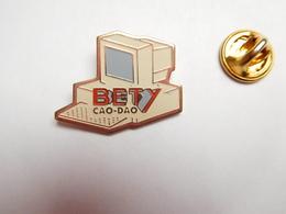 Beau Pin's , Informatique , BETY CAO - DAO - Computers