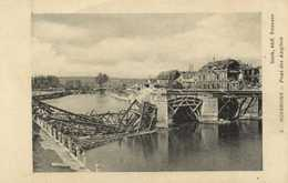 Militaria 1914 SOISSONS  Pont Des Anglais RV - Soissons