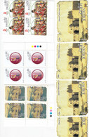 Jordan Issue Of 2008- 3 Issues In Bloc's Of + S.sheets -scarce Sets - Copl.MNH - Red. Price- SKRILL PAY ONLY - Jordan