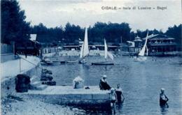 Cigale - Isola Di Lussino - Bagni (51155) - Kroatien