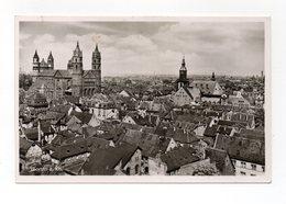 Germania - Worms - Panorama - Viaggiata Nel 1952 - (FDC13115) - Worms