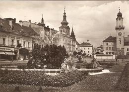 10/FG/18 - SLOVACCHIA - BANSKA' BYSTRICA: Veduta Piazza - Slovacchia