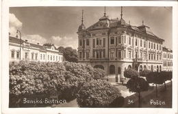 13/FP/18 - SLOVACCHIA - BANSKA' BYSTRICA: Posta - Slovacchia