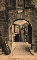 LE MONT SAINT MICHEL -50- PORTE DU BOULEVARD - Le Mont Saint Michel