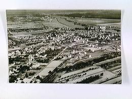 Eddersheim Am Main, Luftbild, AK, Ungelaufen, Ca. 1960 - Deutschland