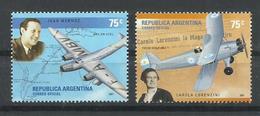ARGENTINA YVERT 2275/76   MNH  ** - Posta Aerea
