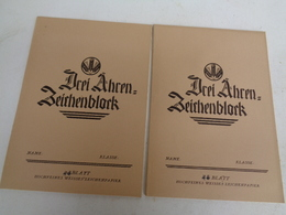 Bloc Dessin Drei Ahrenblock Alsace Reich - Loisirs Créatifs