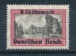 Deutsches Reich 729 Y ** Geprüft Schlegel Mi. 70,- - Germania