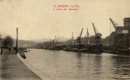 BILBAO LA RIA - Vizcaya (Bilbao)