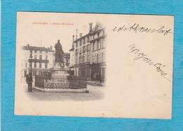 Angoulême ( Charente ). - Statue Bouillaud. - Angouleme