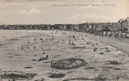 Cotes D'armor : SAINT-CAST : La Plage à Marée Basse - Saint-Cast-le-Guildo