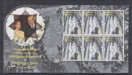 T88. MNH Cayman Islands  Royalties, Royals - Royalties, Royals